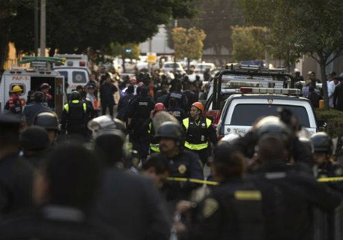 Número de mortos em explosão em prédio da Pemex sobe a 32 no México