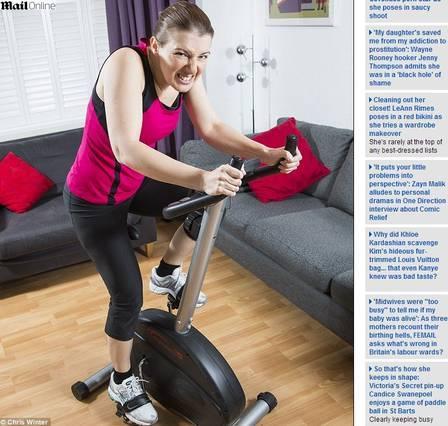 Programa mostra que é possível emagrecer com quatro minutos de exercícios por dia