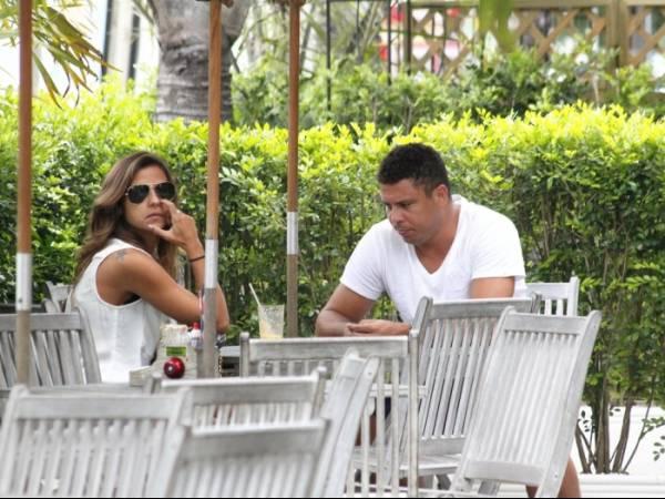 Ronaldo usa página nas redes sociais para desabafar: ?Está chato essa galera me seguindo?