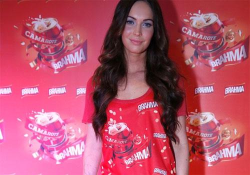 """""""Queria ter bumbum de brasileira"""", diz Megan Fox em entrevista"""