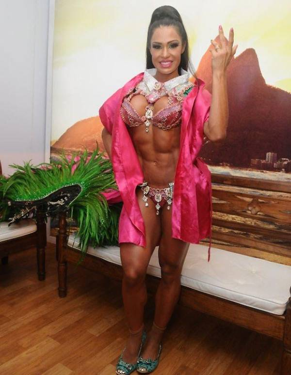Gracyanne Barbosa: