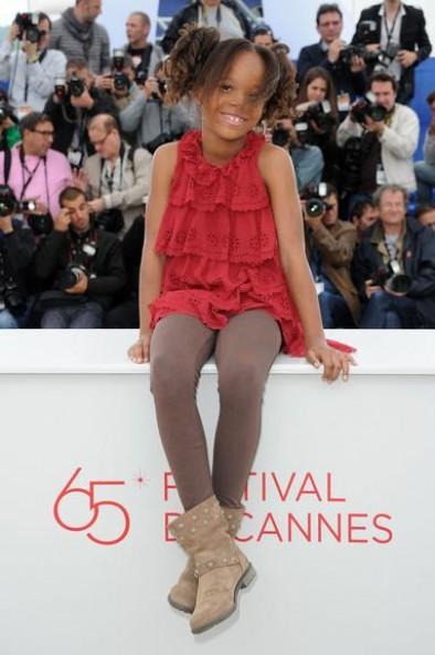 Menina negra é indicada na categoria de Melhor Atriz ao Oscar 2013