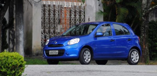 Nissan March 1.0 tem conjunto para ser carro-chefe da marca no país