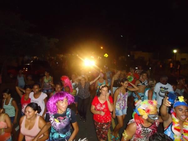 Palmeirais realiza carnaval e o corso no Riacho do Negro