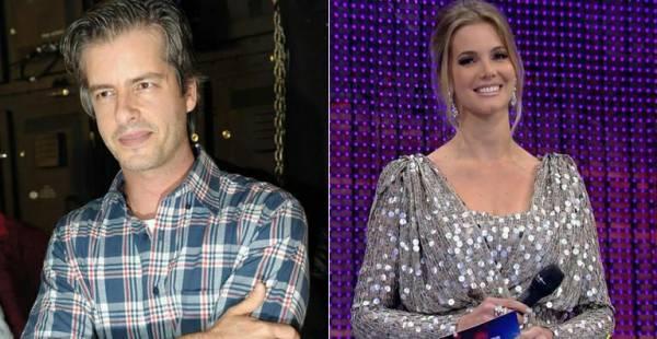 Victor, da dupla com Léo, anuncia que se casou na terça com apresentaadora Claudia Swarowsky