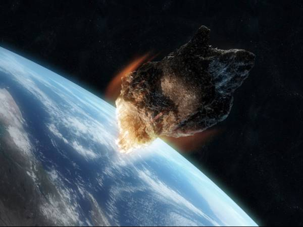 Asteroide que vai passar raspando na Terra tem potência da bomba atômica