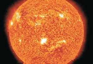 Supertempestade solar poderá atingir Planeta a qualquer momento
