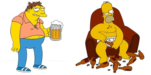 As Mais Engraçadas Piadas de Bêbado