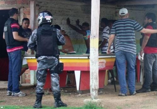 Assaltante é preso em Campo Maior se passando por vendedor de panelas