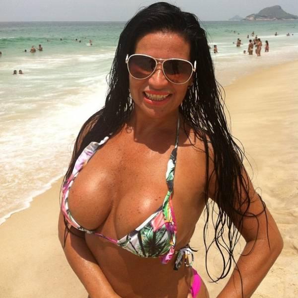 Solange Gomes, valoriza