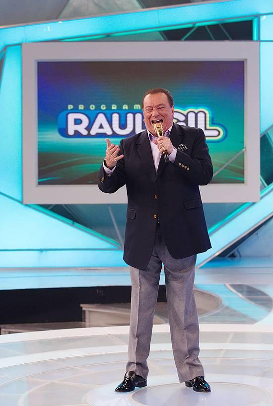 Venda de espaços comerciais deve motivar saída de Raul Gil do SBT