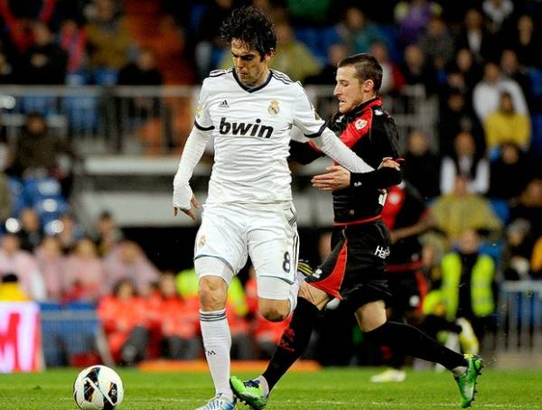 Após boa atuação como titular, Kaká se anima com nova chance no Real