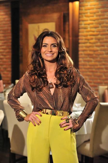 Giovanna Antonelli tem o look mais desejado pelas fãs de â??Salve Jorgeâ??, que seguem o estilo de Helô