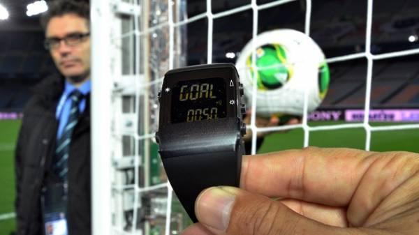 Copa das Confederações e 2014 usarão tecnologia da linha do gol