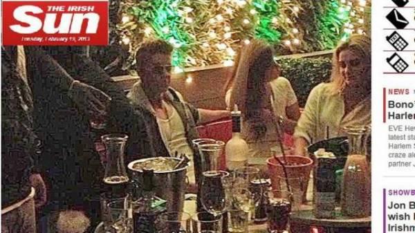 Justin Bieber promove festança pós-show regada a vodka e mulheres