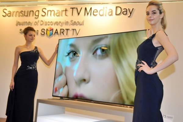 Samsung lança TV