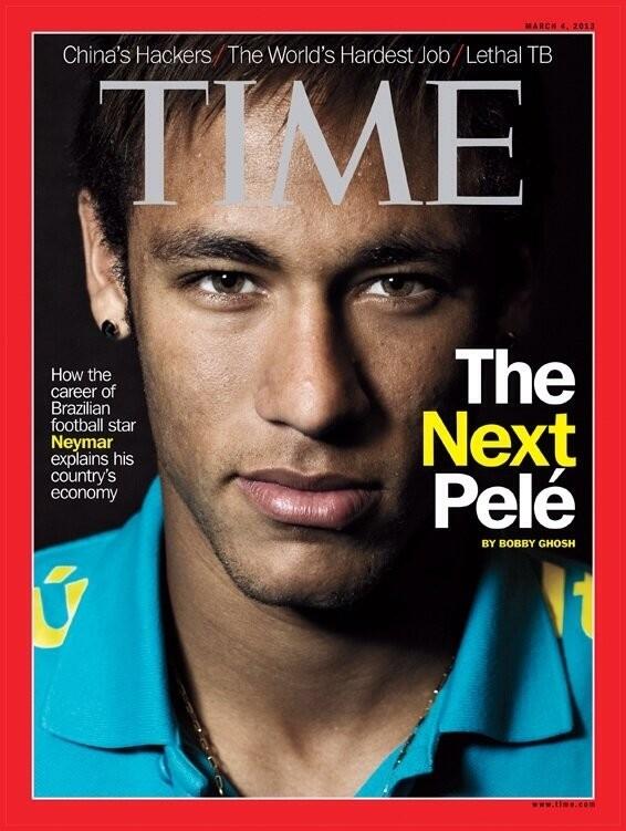 Após polêmica, Neymar é chamado de