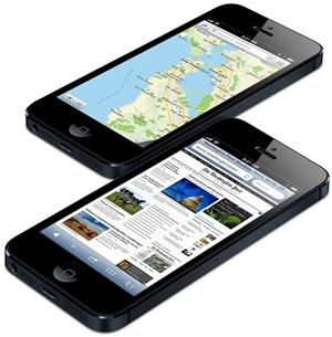 iPhone 5 ultrapassa Galaxy S3 como smartphone mais vendido do mundo