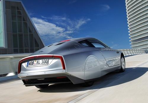 Volkswagen apresenta o carro mais econômico do mundo