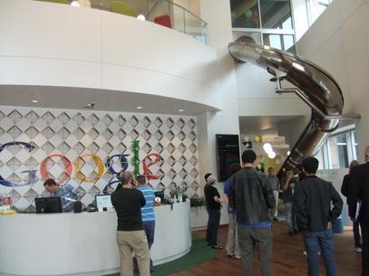 Vapores tóxicos são detectados na sede do Google nos EUA