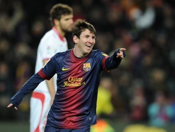 Antes de decisão na Copa do Rei, Messi elogia Real Madrid