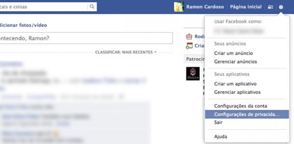 Como tornar visível todas publicações antigas do Facebook para