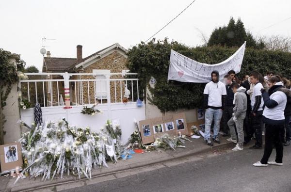 Mãe que matou os três filhos choca franceses