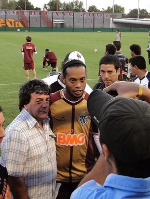 Completo, Galo visita Arsenal já de olho em liderança na Libertadores