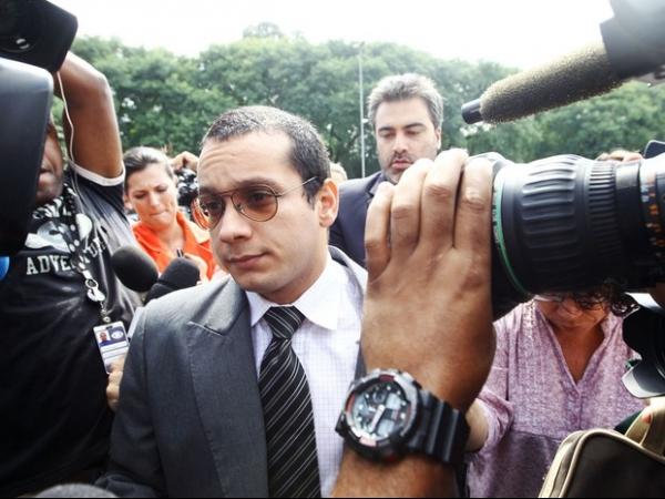 Condenado, Rugai se matricula em biomedicina em universidade federal do RS