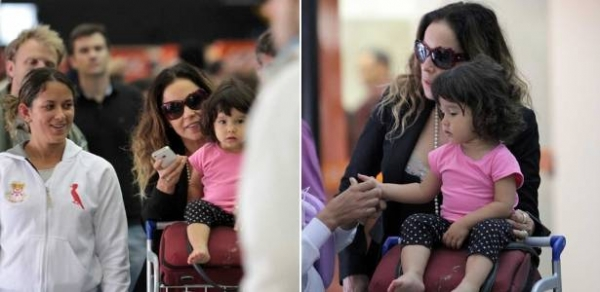 Daniela Mercury conclui adoção de menina de três anos na Paraíba