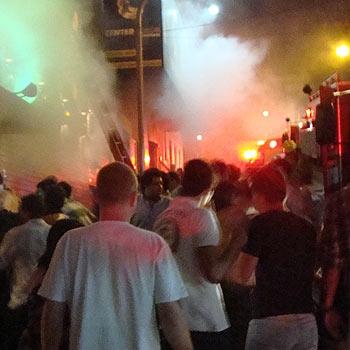 Vinte e quatro feridos em incêndio de boate em Santa Maria continuam internados