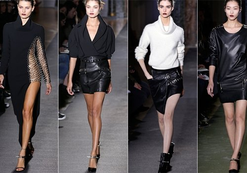 Confira os desfiles do primeiro dia da Semana de Moda de Paris