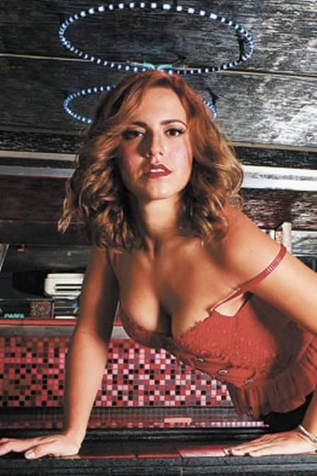 Conheça a bela namorada de Adriano Garib, o vilão Russo de ?Salve Jorge?