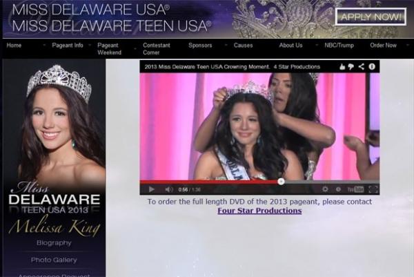 Miss que renunciou a título nos EUA diz que fez pornô por ser