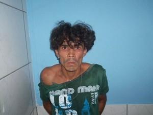 Suspeito de estuprar menina de cinco anos é preso