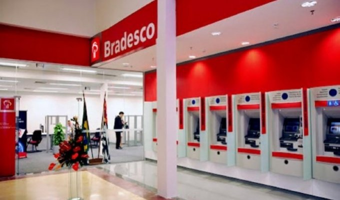 Bradesco é a marca de banco mais valiosa da América Latina