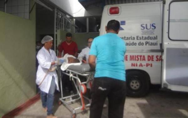 Corpo de Bombeiro resgata garoto que se afogou em Floriano