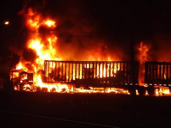 Número de ataques sobe para 38 em 14 municípios de SC