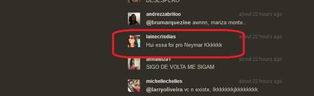 Marquezine posta letra de música e fãs dizem que é recado para Neymar