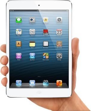 iPad mini 2 pode ter tela Retina melhor que a do iPad 4
