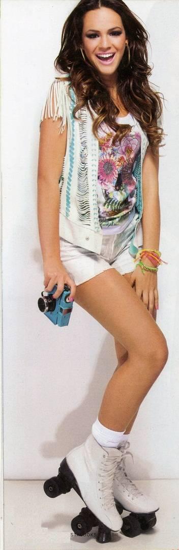 Bruna Marquezine diz que não sai na rua como se estivesse em um editorial de moda