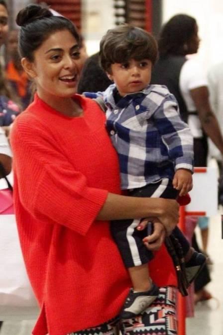 Juliana Paes vai estar no Sambódromo mesmo grávida do segundo filho