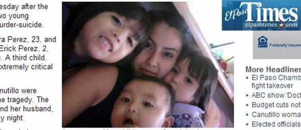 Mãe mata dois de seus três filhos e se suicida nos EUA