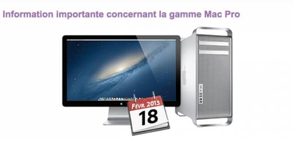 Novo Mac Pro será vendido no 1º semestre de 2013, diz revendedor