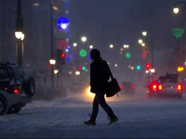 Nevascas causam mortes, transtornos e até apagões nos EUA