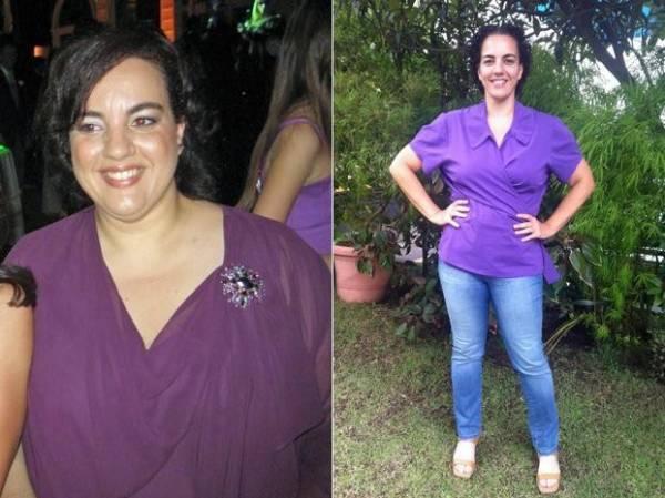 Sedentária, publicitária adoece, muda rotina e emagrece 38kg