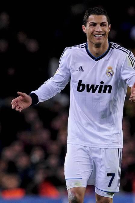 Cristiano Ronaldo ficará no banco no clássico entre Real e Barcelona neste sábado