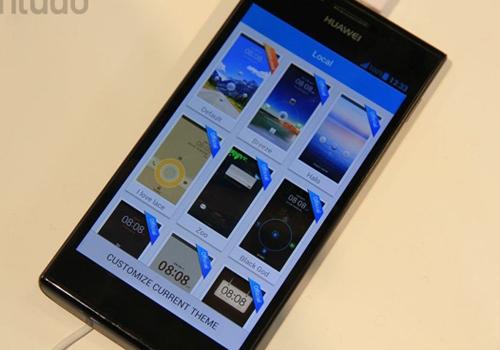 Huawei Ascend P2, o smartphone com 4G