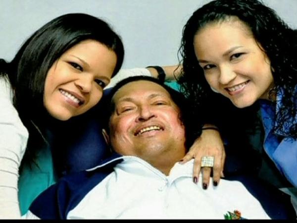 Vice afirma que Hugo Chávez segue