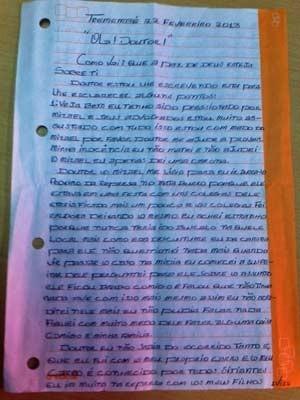 Em carta, vigia relata oferta de R$ 6 mil e pressão para inocentar Mizael